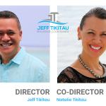 Jeff Tikitau : Cook Islands