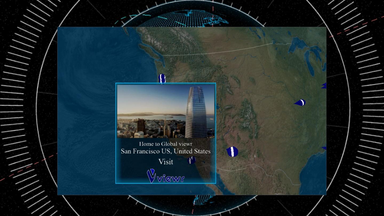 Virtual Reality on Global viewr