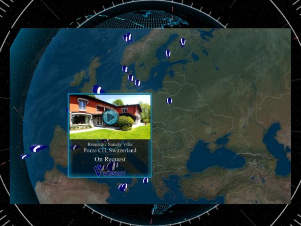 VESA Porza Switzerland Real Estate Global viewr VR Slide