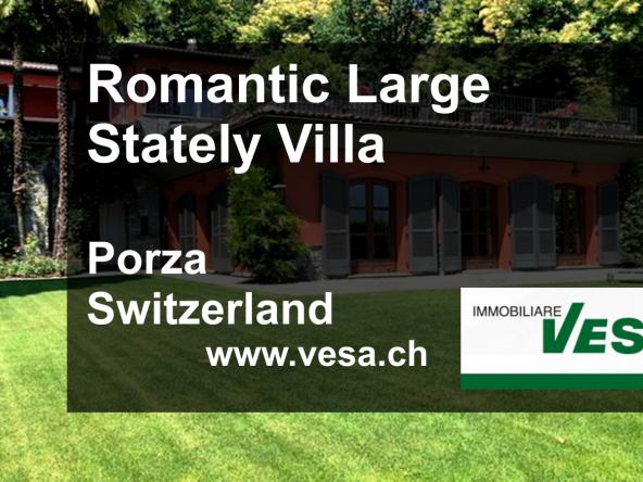 Vesa Porza Villa 1 Title Slide