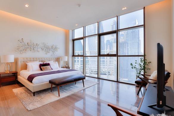IMEX Real Estate Dubai Marina Penthouse