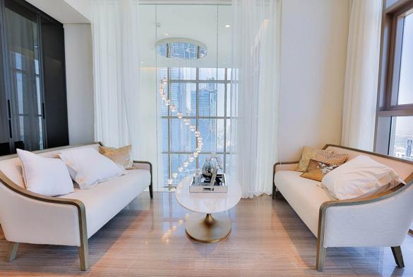 IMEX Real Estate Dubai Marina Penthouse 6