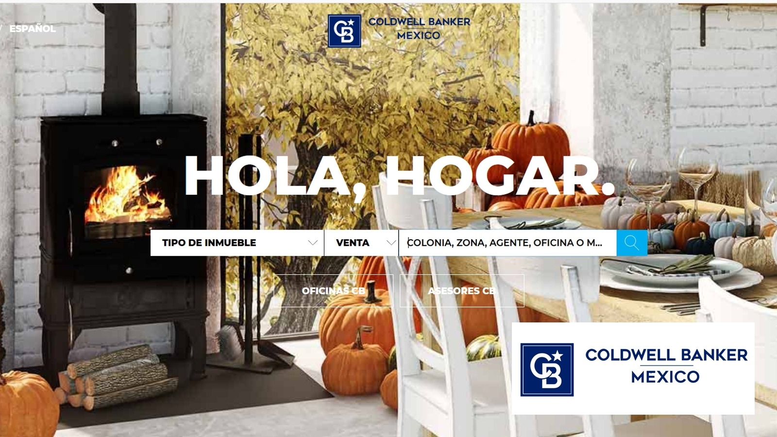 Coldwell-Banker-Mexico-Front-Page-Logo