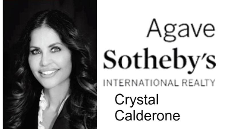 Agave Sothebys Logo Crystal Calderone