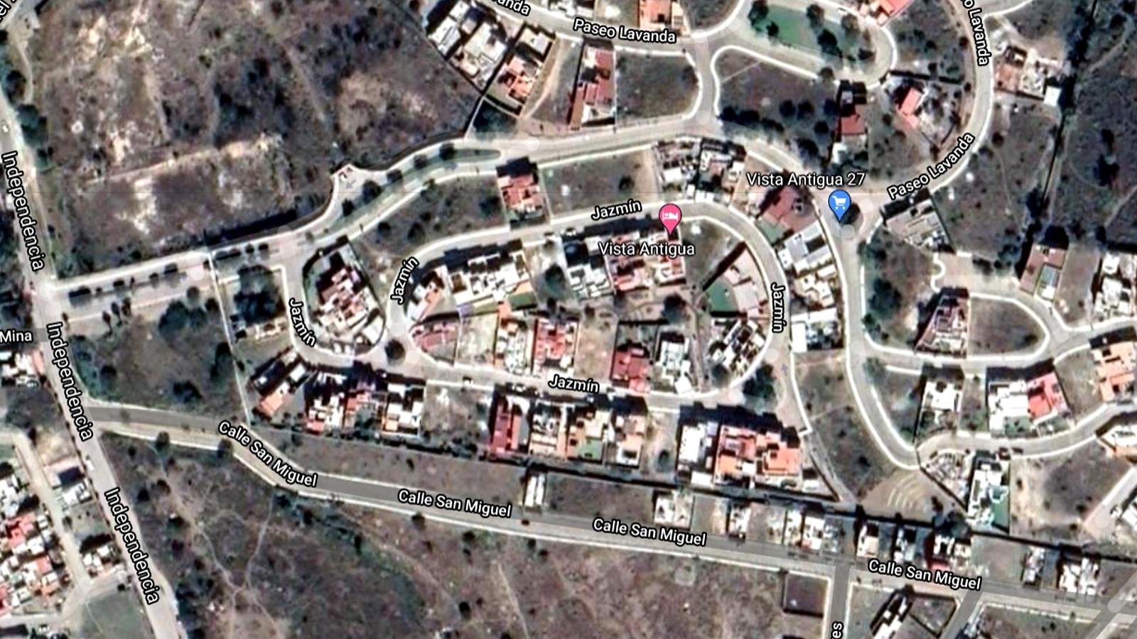 Crystal Calderoni Casa Por Fin - San Miguel de Allende Aerial
