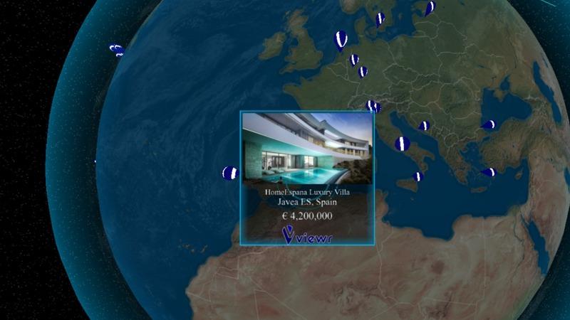 Home Espana Javea Luxury Villa on Globalviewr VR Virtual Reality