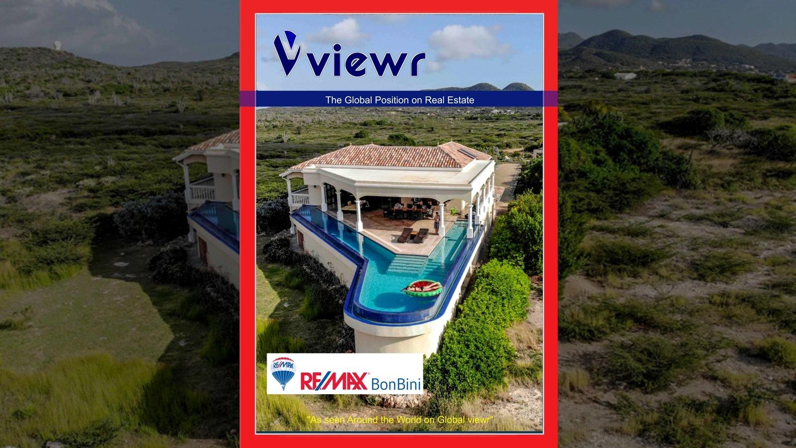 Bonbini Real Estate Curacao on Global viewr Magazine