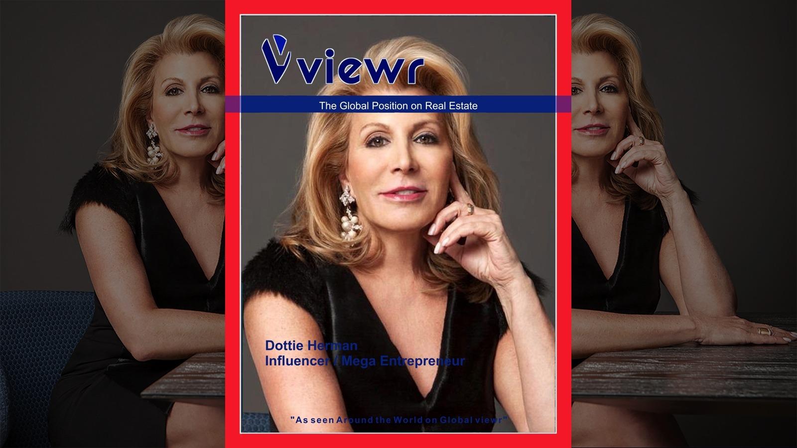 Dottie Herman on Global viewr Magazine