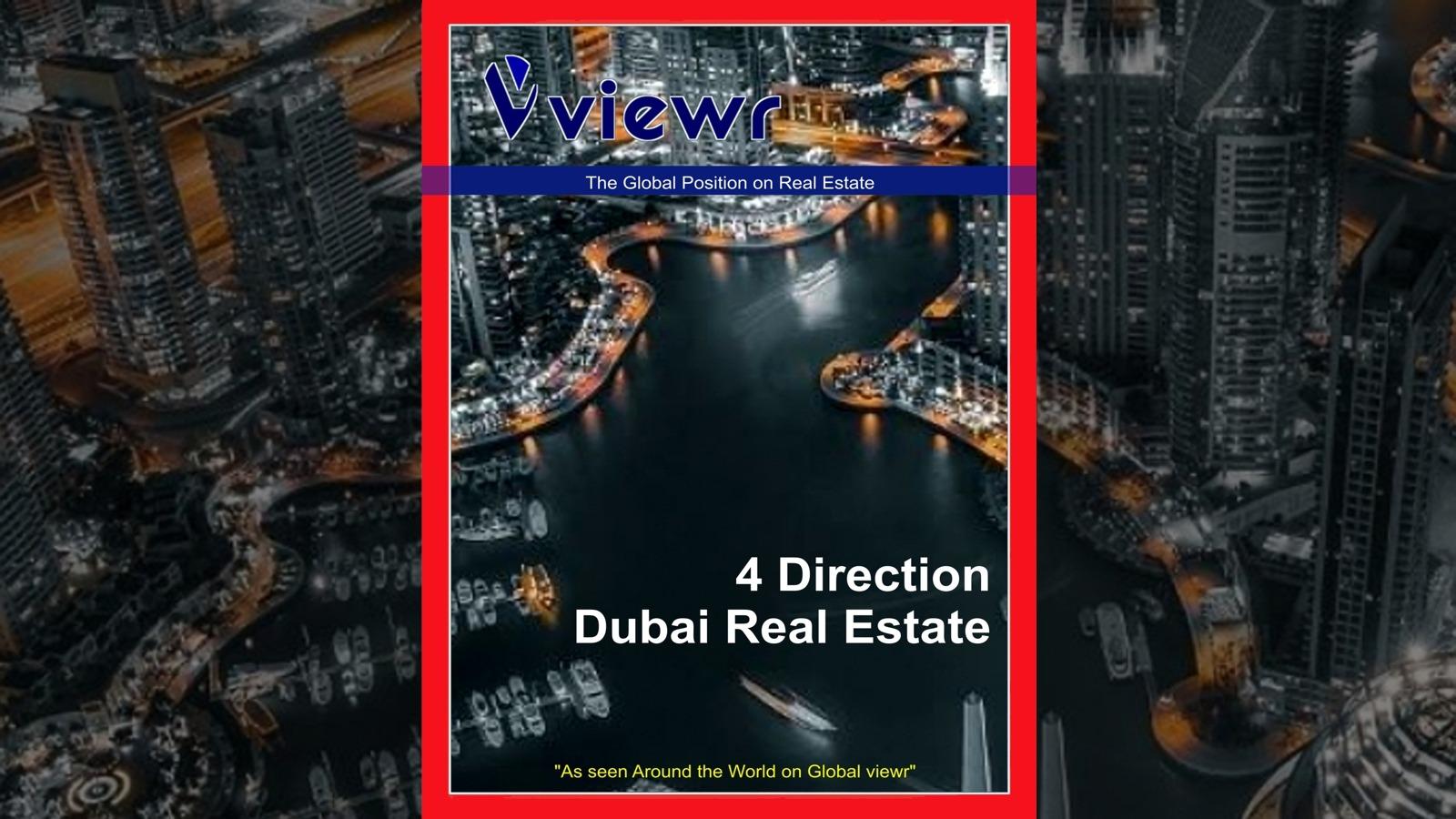 Global viewr Magazine Four Direction Dubai Real Estate