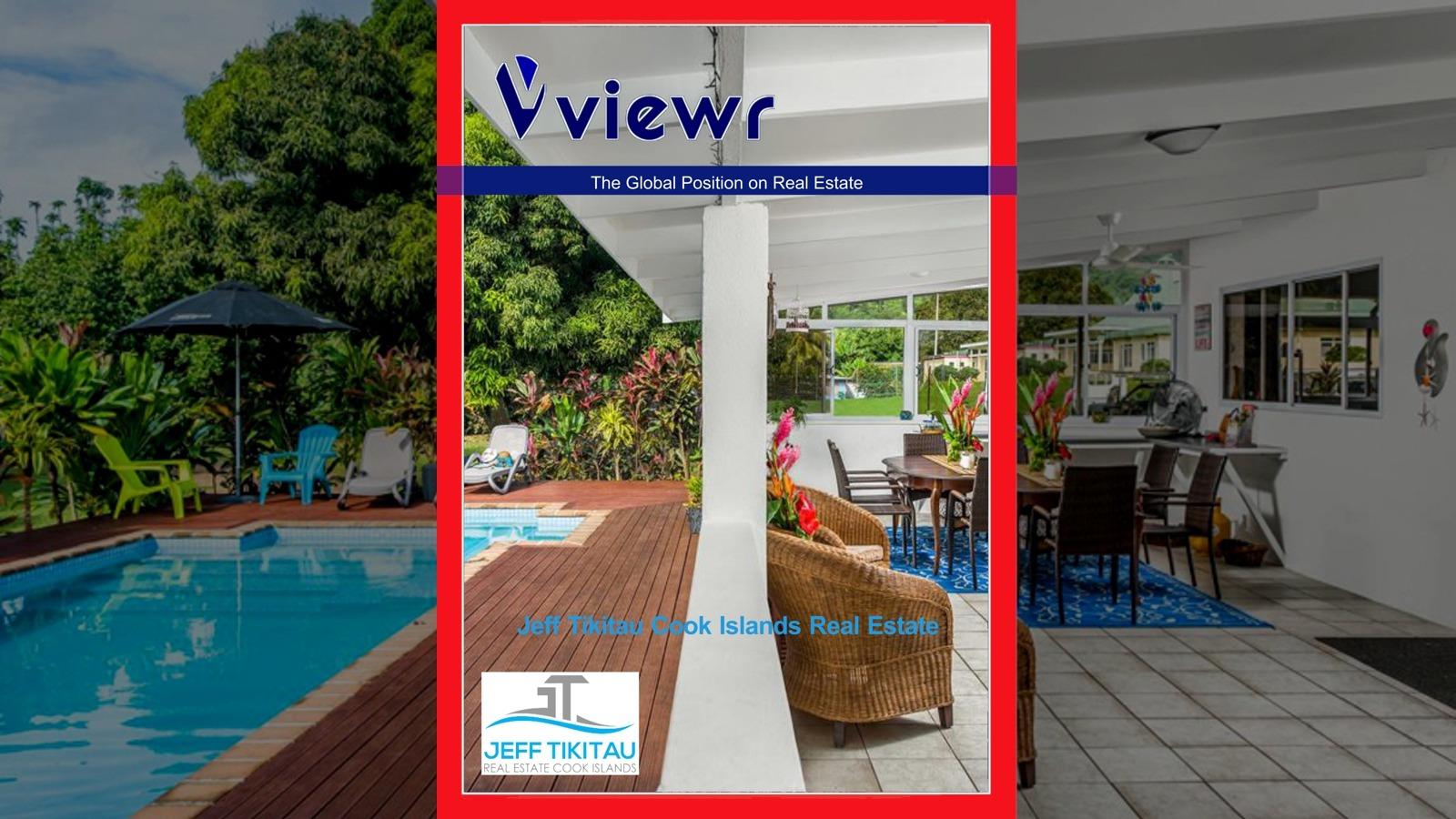 Global viewr Magazine Jeff Tikitau Cook Islands Real Estate 2
