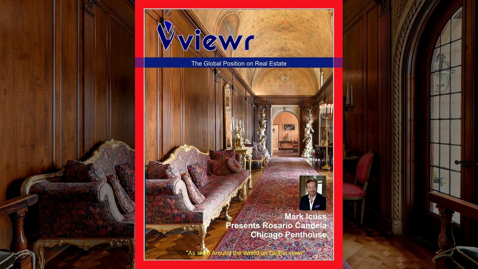 Global viewr Magazine Mark Icuss Presents Chicago Penthouse Slide
