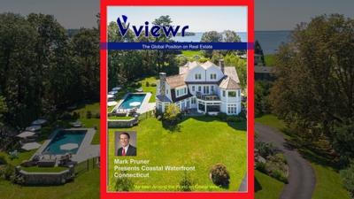 Global viewr Magazine Mark Pruner Presents Connecticut