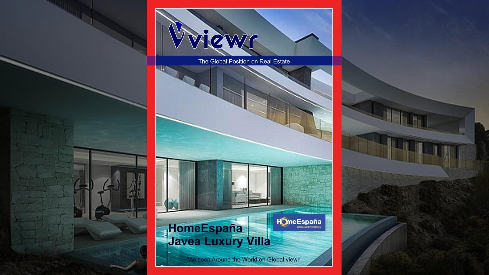 Home Espana on Global viewr Magazine