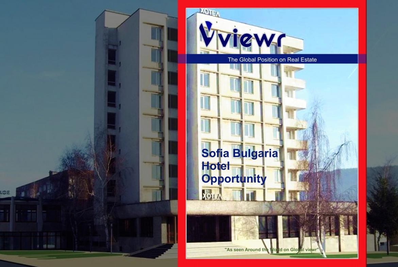 Sofia Bulgaria Hotel For Sale Dimitrov Global viewr Magazine Slide